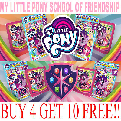 Sticker 121 My little Pony Panini