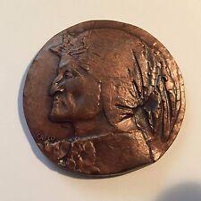 1° Biennale internazionale della medaglia artistica di Dante