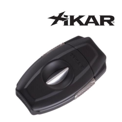 NEW Xikar VX2 Black V Cut Cigar Cutter