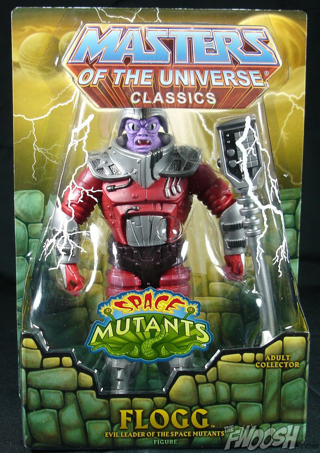 MOTU Classics Flogg Worldwide  NEW FREE SHIP US
