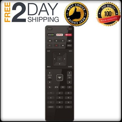US New Remote XRT122 for Vizio TV E65-C2 D39f-E1 D65-D2 D55U-D1 D50U-D1 D55-D2