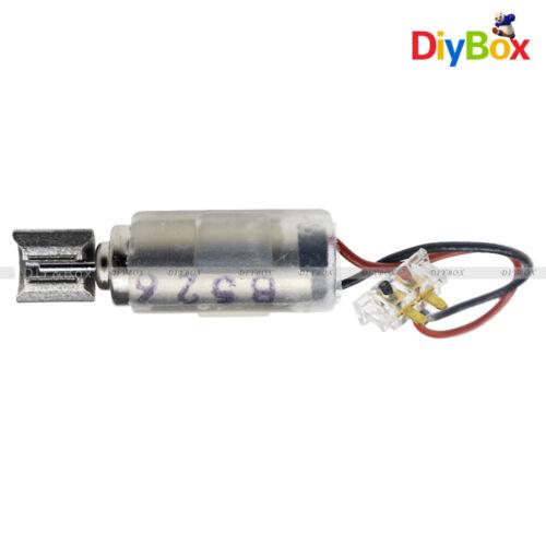 3V 4x11MM Micro Coreless Vibrating Vibrator Vibration DC Motor 10PCS DC 1.5V