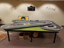 Huge Hornby Sport Slot Car Track & Cars Ninco Slot.it Fly Power Supply Etc. 1/32