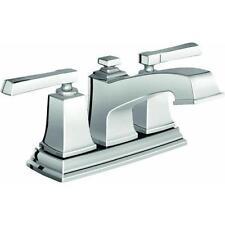 *Moen Boardwalk Centerset 2-Handle Bathroom Faucet With Pop-Up