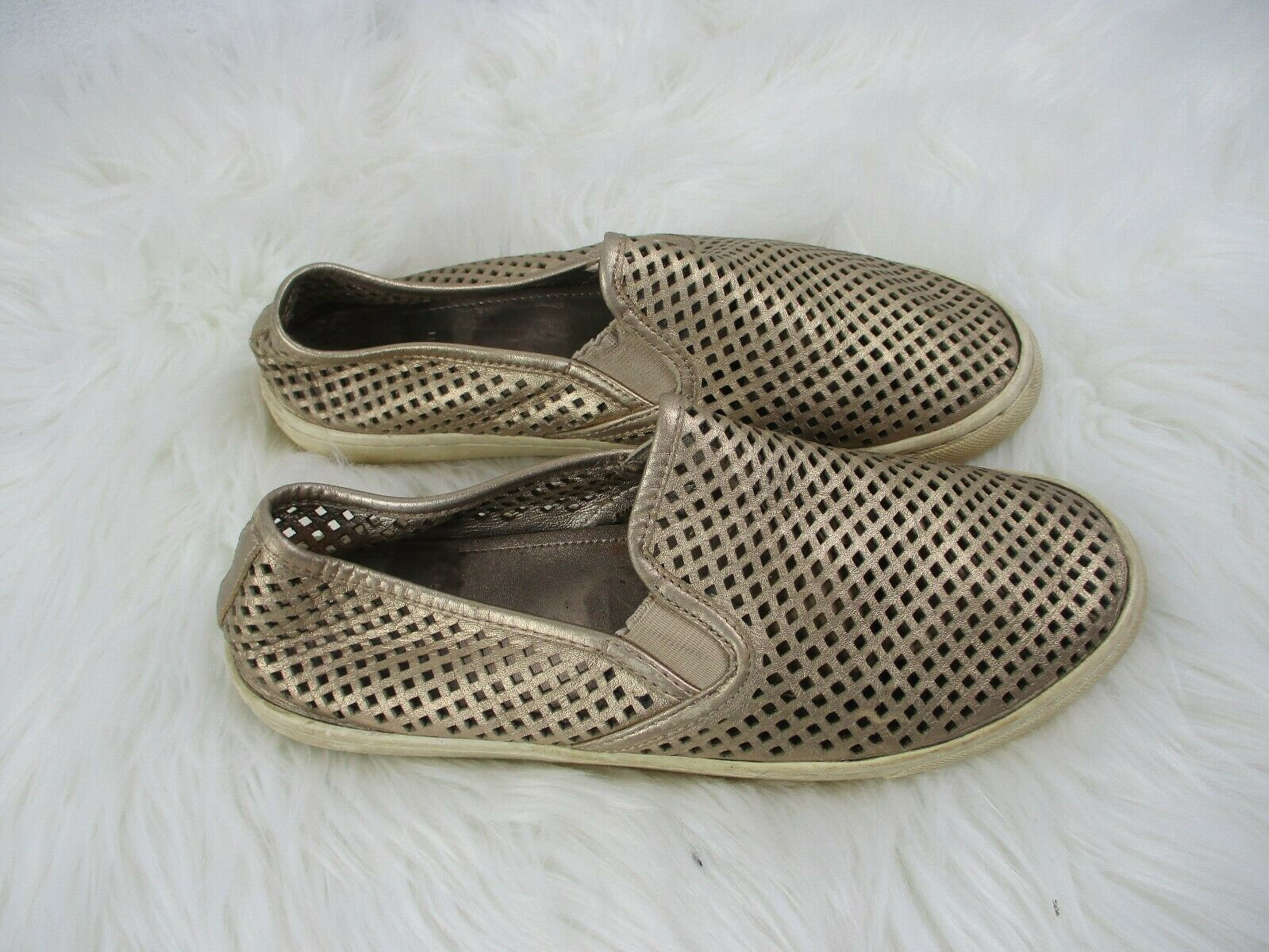Tory Burch Jesse Perforated Loafers Taille UNKNOWN SEE DETAILS