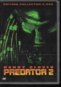2-DVD-ZONE-2-COLLECTOR-PREDATOR-2-GLOVER-BUSEY-PAXTON