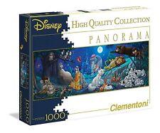 "Clementoni ""Disney Sweet Night"" Panorama Puzzle (1000-Piece, Multi-Colour)"