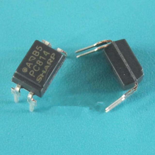 50PCS PC814 EL814 DIP-4 SHARP Photocoupler