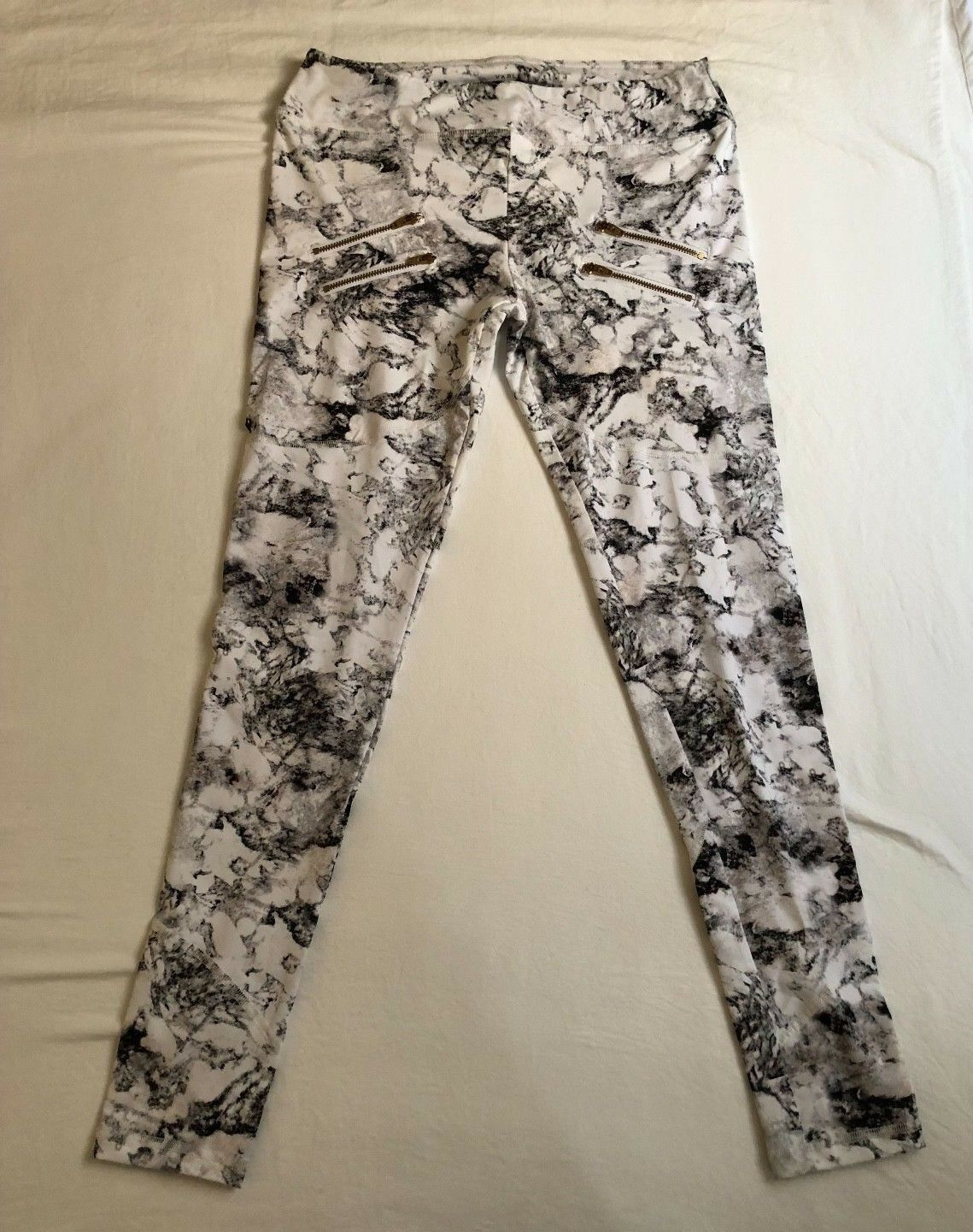 Varley Woman Sport Leggins Size S Excellent Condition Grey