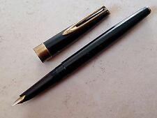 Stylo plume vulpen fountain pen fullhalter penna WATERMAN CF nib writing 鋼筆