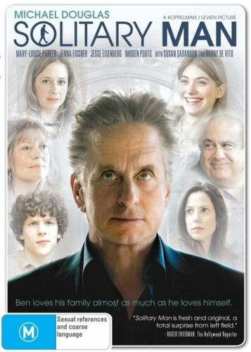 1 of 1 - Solitary Man (DVD, 2010) R4 PAL NEW FREE POST