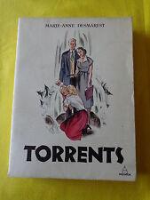 TORRENTS Marie-Anne Desmarest 1950 illustrations MAURICE POUZET numéroté vélin