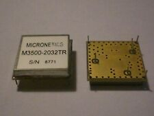 Rf Vco Micronetics M3500 2032tr Microwave Oscillator 2000 3200mhz 2ghz 32ghz