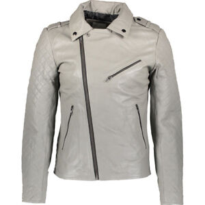 Each X Other Paris Quilted Arm Leather Biker Jacket Bnwt Ebay