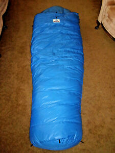 "HolubarGoose Down Sleeping Bag 70 x 25"""