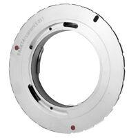 Neu Adapter For Exakta Exa Bajonett Objektiv Auf Canon Eos 600d