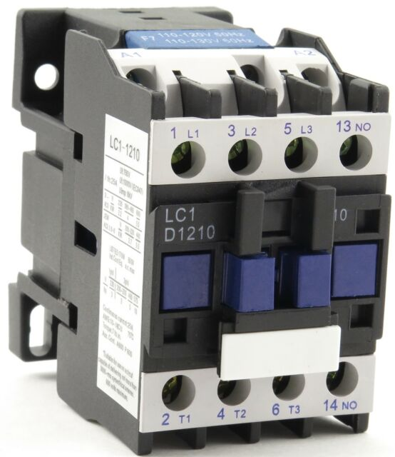 Business & Industrial New TELEMECANIQUE LC1-D12 AC Contactor ...