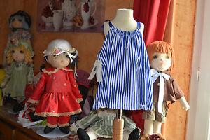 blouse-neuve-petite-bateaux-rayee-bleu-blanc-noeud-5-ans