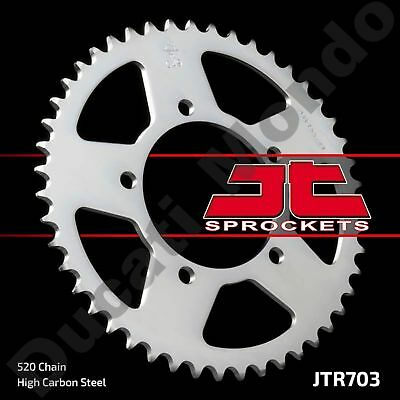 Front sprocket 12 tooth JT steel for Aprilia RS 50 99-05 MX 50 03-04 RX 50 98-06