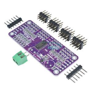 Details about CJMCU-PCA9685 16-Channel PWM Servo Control Module 12 Bit Fm  I2C for Arduino