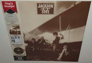 JACKSON-5-SKYWRITER-2019-BRAND-NEW-LIMITED-EDITION-OPAQUE-BRONZE-VINYL-LP
