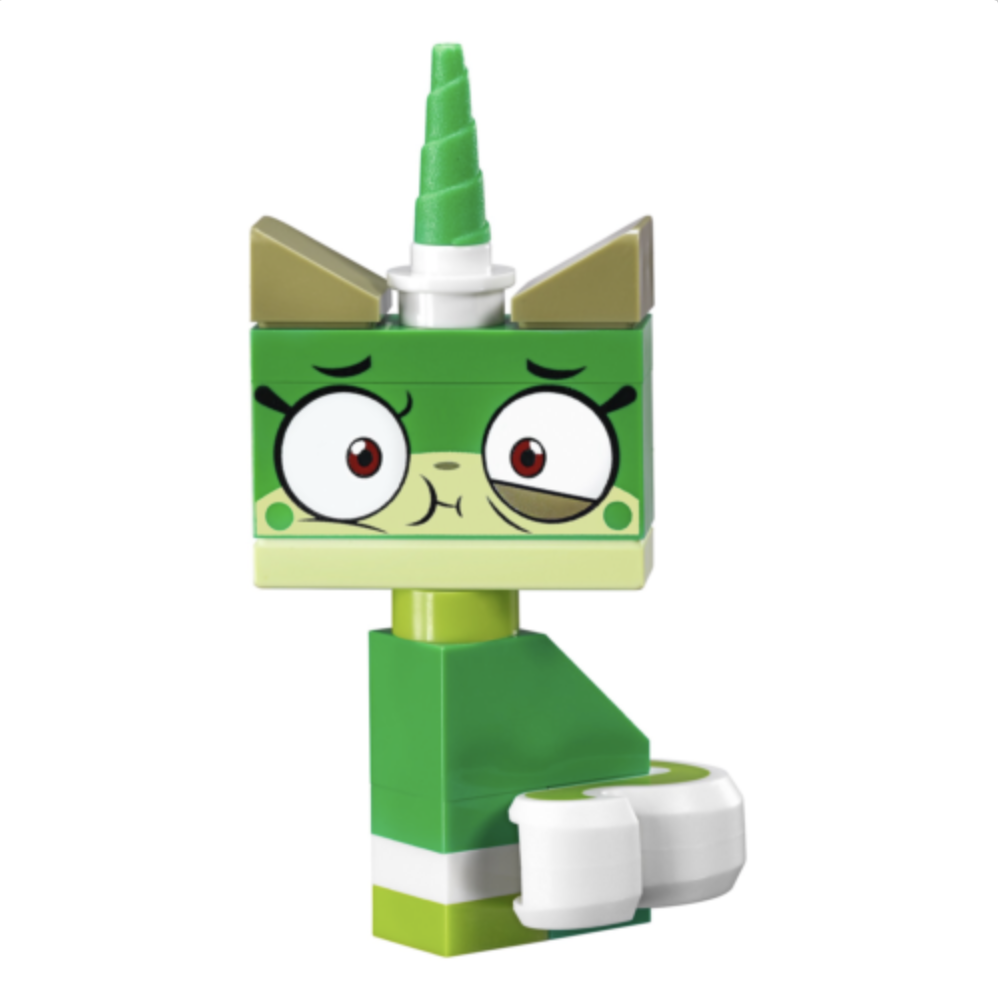 Lego Cartoon Network 41175 Unikitty minifigure bag Unikitty NEW Unopened