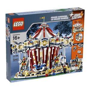 BRAND-NEW-Lego-10196-GRAND-CAROUSEL