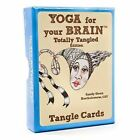 Yoga for Your Brain Tangle Cards by Sandy Steen Bartholomew (Undefined, 2013)