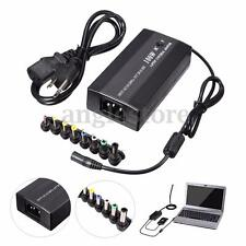 100W 8 in1 Universal AC Adapter Power Supply Charger Cord for Laptop Notebook