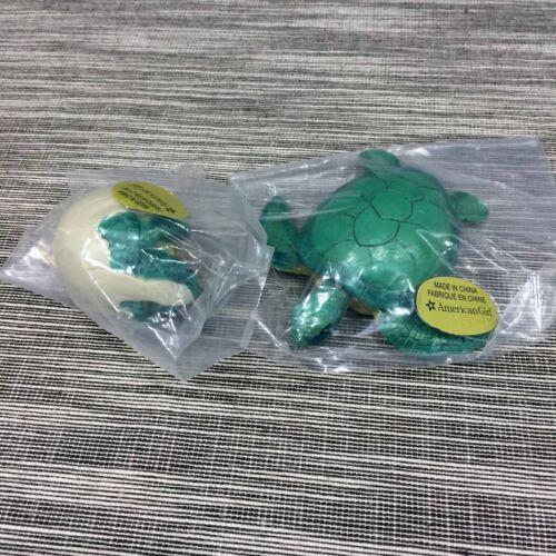 American Girl Sea Turtle /& Sea Turtle Egg from Lea/'s Beach Set