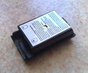 Nuevo-Negro-Tapa-De-Bateria-Para-Xbox-360-Caja-Shell-Pack