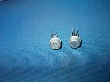 NE555T SIGNETICS NE555 TIMER IC Metal TIN Leads VINTAGE RARE LAST ONES