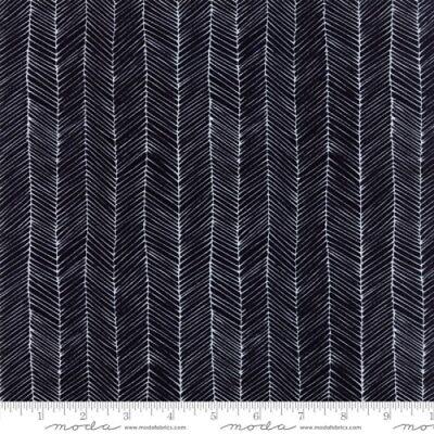 Moda Catnip by Gingiber 48233 14 Black Cat Scratch Cotton Fabric BTY