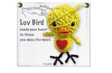 Kamibashi Love Luv Bird The Original String Doll Gang Keychain Clip
