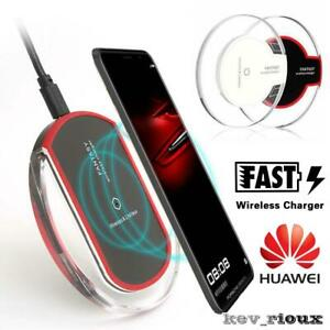For-Huawei-P20-P30-Mate-20-Pro-RS-Fast-QI-Wireless-Charger-Charging-Pad-Dock