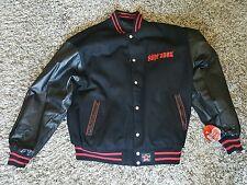 "NEW Men's ""The Sopranos"" REVERSIBLE  Jacket HBO JH Design Sz XL"