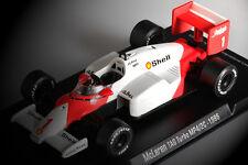 McLAREN TAG TURBO MP4/2C Alain Prost1986 Formula 1 1:43 RBA NEW and UNOPENED !!