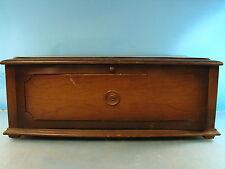 Vtg Sparton Model 5-26 Tube Marconi Era Battery Radio Wood Cabinet Bayonet Coils