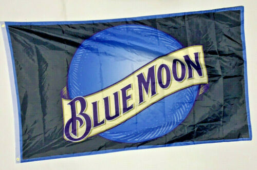 Blue Moon flag 3X5/'