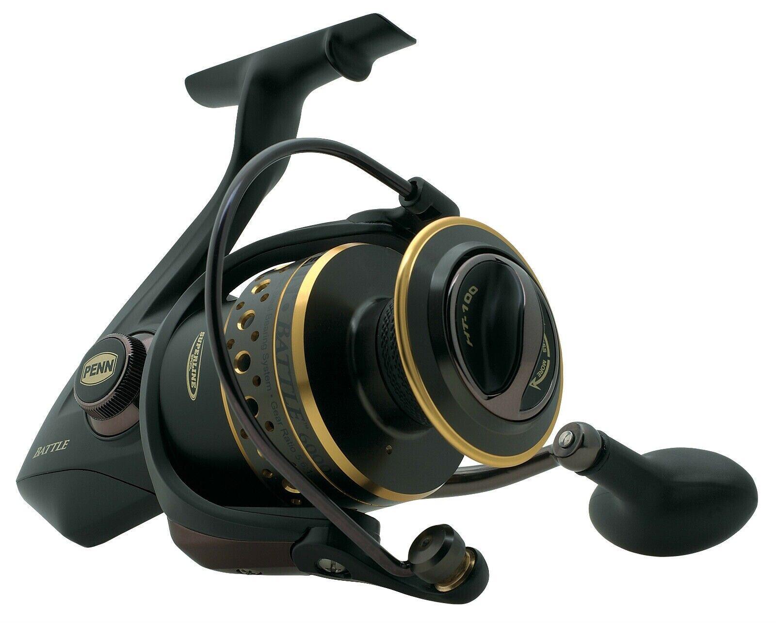 Penn battle 200 Spinning   Spin Fishing Reel Ersatz Löffel L6