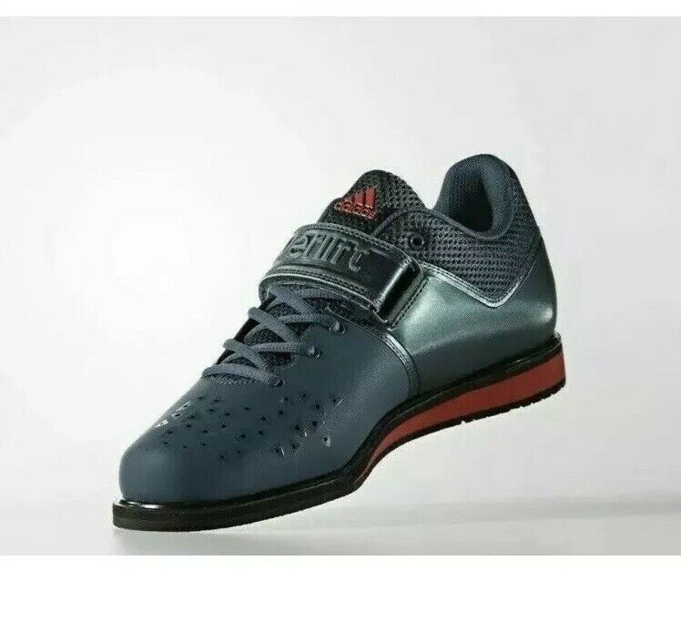 405b8b1274 Adidas Powerlift 3.1 Weightlifting Trainer Petrol Night Size 14.5 shoes  BA8014 nzrngx4298-Men's Athletic Shoes
