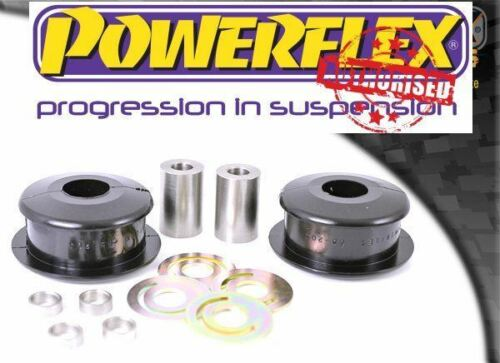 PFF85-204BLK BLACK Powerflex Front Wishbone Rear Bush fit Seat VW
