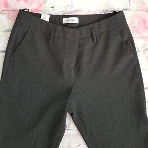 d'affari Beatrice Grigio Occasioni Vita scuro Casual Pantaloni 34 Argonne Lavoro d'ufficio B7UqPgBw