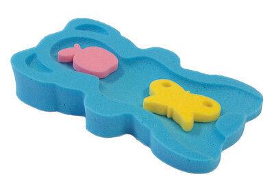 2 sponge toys Sponge MIDI Orange Baby Bath Support Foam