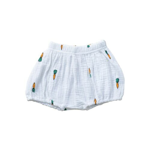 US Cute Baby Infant Girl Boy Cotton Linen Bloomer Shorts Pants Bottoms Underwear