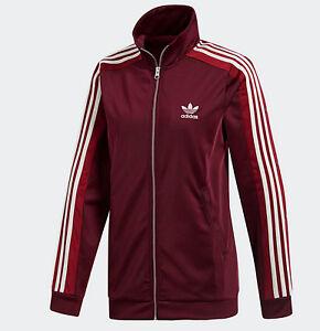 Adidas Sweatshirt Adibreak Track Jacken | Bordeaux | Damen