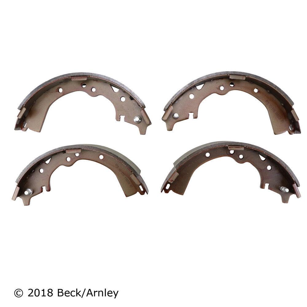 Drum Brake Shoe Rear Beck//Arnley 081-1927