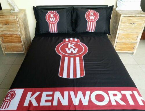 Kenworth Doona Cover .. kenworth duvet .. kenworth