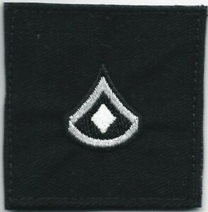 Lance Corporal Rank Patch VELCRO BRAND Fastener Compatible