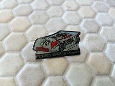 PORSCHE OFFICIAL 908/03 SPYDER LAPEL PIN REDMAN ELFORD 1970